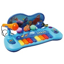 PIANO 4 FIGURINES DORY