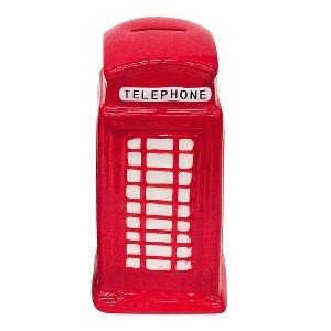 TIRELIRE CABINE TELEPHONE UK