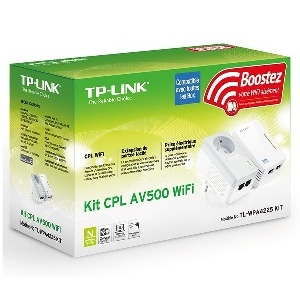 PRISE CPL STARTER WIFI TL-WPA4225 WIFI 500MBPS