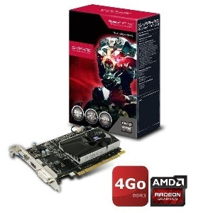 CARTE GRAPHIQUE 4GO ATI RADEON R7-240 HDMI-DVI-VGA