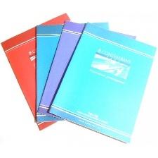CAHIER 32 PAGES DOUBLE LIGNE 3-10  CONQUERANT 170X220