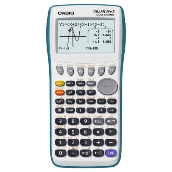 CALCULATRICE SCIENTIFIQUE CASIO GRAPH 35