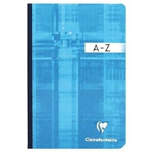 CARNET PIQUÉ  CLAIREFONTAINE RHODIA FORMAT 9X14CM 96 PAGE QUADRILLE - 5X5
