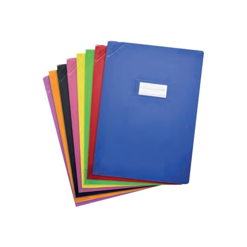 PROTEGE-CAHIER 17*22CM STRONG-LINE SANS MARQUE PAGE ELBA