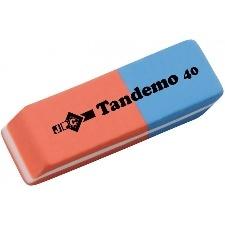 GOMME EN CAOUTCHOUC TANDEMO 40 BICOLOR