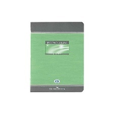 CAHIER BROUILLON 48 PAGES SEYES FORMAT 170*220 MM (PETIT FORMAT)