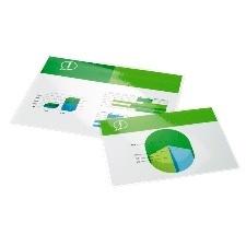 POCHETTES DE PLASTIFICATION STANDARD POUR DOCUMENT A4 21.6*330.1 CM PAQCUET DE 100