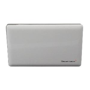 "BOITIER 2,5"" SATA USB2 SMARTTECK B25625 BLANC"