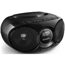 RADIO CD PHILIPS AZ318B/12 TUN MP3 USB NOIR