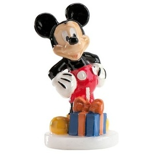 BOUGIE DECORATIVE MICKEY