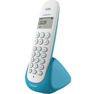 TELEPHONE LOGICOM AURA 150 SOLO TURQUOISE