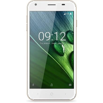 SMARTPHONE 5  8GO 2SIM ACER Z6 OR BLANS 4G 2800MAH