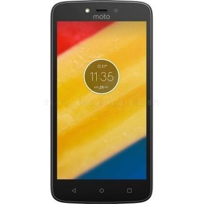 SMARTPHONE  MOTOROLA C PLUS 4G  16GO 2SIM NOIR 4000MAH
