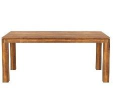 TABLE ASTON BROWN 180CM
