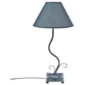 LAMPE METAL ARABESQUE H50 JJA 136661A