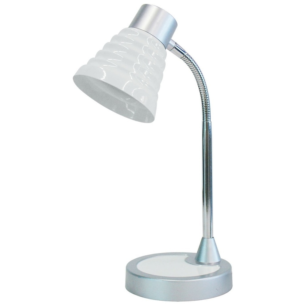 LAMPE DE TABLE LEONARD 40WE14 BLANC AGIS