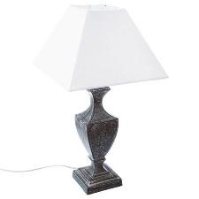LAMPE BOIS ABJ TRAPEZE H59 135480 JJA