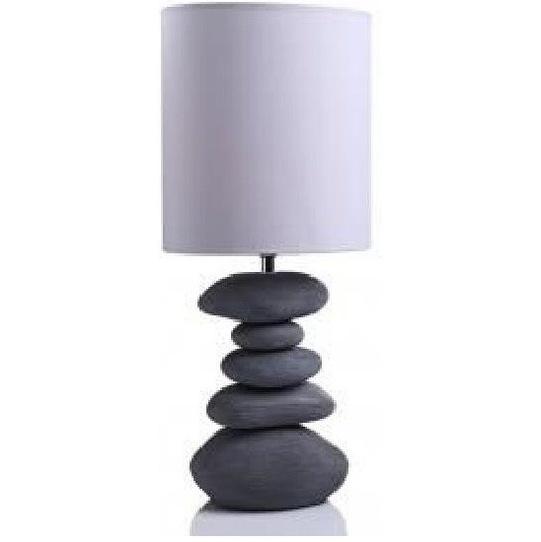 LAMPE CERAMIQ-X5 GALETS H57 116024 JJA