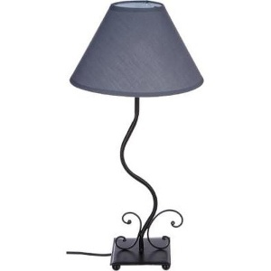 LAMPE METAL ARABESQUE H50 JJA 136661