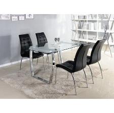 TABLE DE SEJOUR FRIDA NOIR