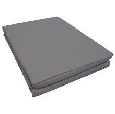 DRAP PLAT 240X300CM GRIS L3C 1640602