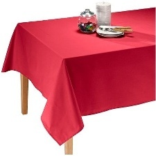 NAPPE 140X240 CANDY ROUGE