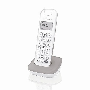 TELEPHONE FIXE ALCATEL SOLO D185 BLANC