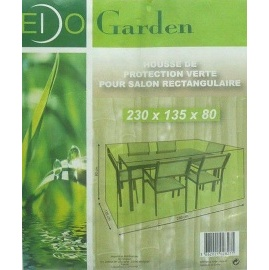 HOUSSE DE PROTECTION 1226--TABLE RECT-IMAGIN