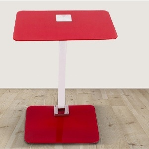 TABLE CASY RED