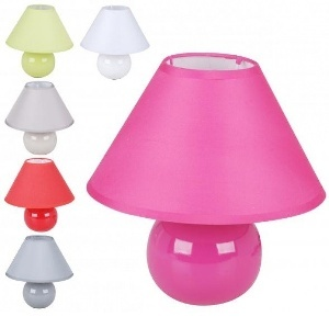 LAMPE BOULE H20 COUL-ASST--29975 FORNORD