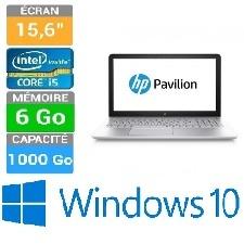 HP PAVILION NOTEBOOK 15-CC016NK I5-7200U 6GB-1TB W10H