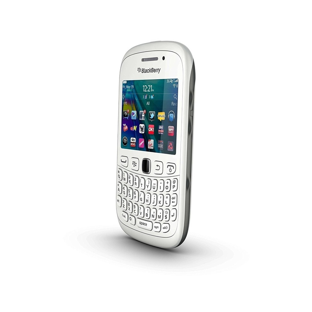 TELEPHONE PORT- BLACKBERRY 9320 BLANC
