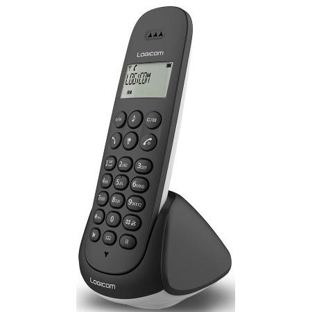TELEPHONE LOGICOM AURA 150 SOLO NOIR