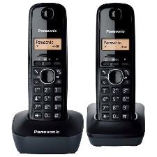 TELEPHONE PANASONIC KX-TG1612FRH DUO 2 COMBIS
