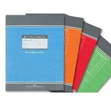 CAHIER BROUILLON 96 PAGES SEYES FORMAT 170*220 MM (PETIT FORMAT)