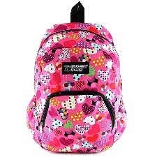 SAC A DOS CIBLE  BACKPACK TC 17217 41X32X18 CM