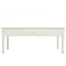 TABLE BASSE MILA BLANC 140172 JJA