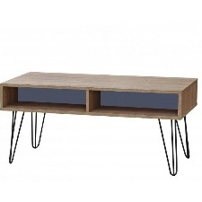 TABLE BASSE 4 NICHES PIED FORNORD 400146