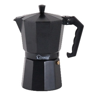 CAFETIERE  EXPRESSO ITALIENNE 3 TASSES 555224 FORNORD NOIR
