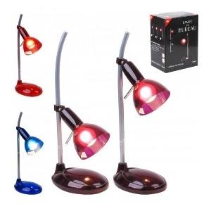 LAMPE BUREAU SPOT 3 COULEURS ASSORTIES 21857 FORNORD