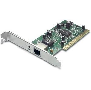 CARTE RESEAU 10/100 HEDEN PCI