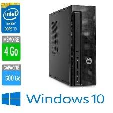 PC HP 260-P130NF I3-4GO-500GO-W10