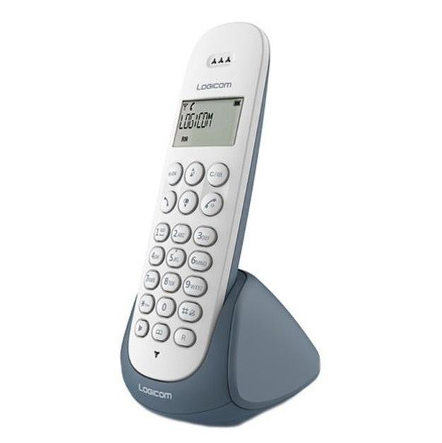 TELEPHONE LOGICOM AURA 150 SOLO ARDOISE
