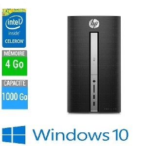 PC HP A200NK CELERON J3060 DUAL 4GB-1TB WINDOWS 10