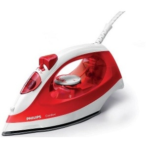FER A REPASSER A VAPEUR PHILIPS GC1433/40 ROUGE