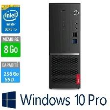 PC LENOVO V530S I5 8GB-256GBSSD DVD WIN10PRO