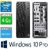 PC HP 290 G1 SFF I3-8100 4GB-500GB W10 PRO