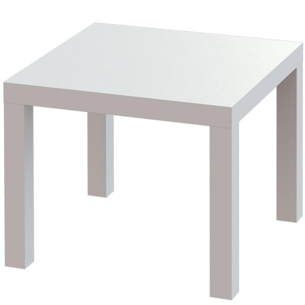 TABLE BASSE OSLO - BLANC