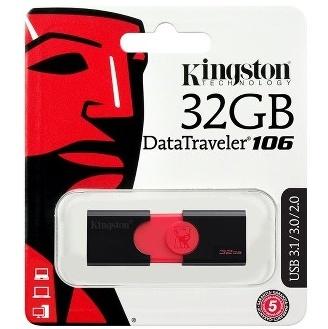 CLE USB3 32GO KINGSTON DT106-32GB