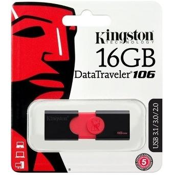 CLE USB3 16GO KINGSTON DT106-16GB